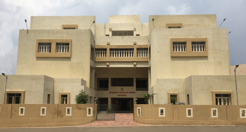 Government College of Nursing, Bhavnagar
